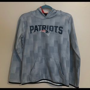 Youth NFL New England Patriots Hoodie